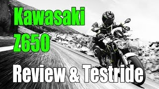 Kawasaki Z650 (2017) Review & Testride!