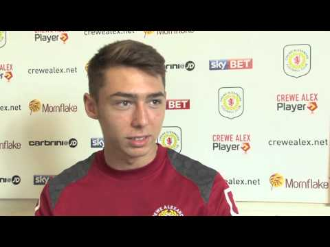 Harry Pickering talks to LFETV about upcoming Netherlands trip