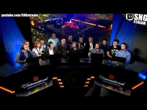 видео: dota 2 ru hub после гранд финала ti5