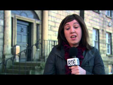 IRISH PICTORIAL WEEKLY - URSULA MCCARTHY REPORTS