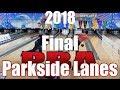2018 Bowling - PBA Bowling Parkside Lane
