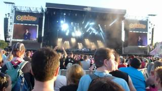 The Cure - Plainsong Live at Pinkpop Festival 2012 (may 26th) HD
