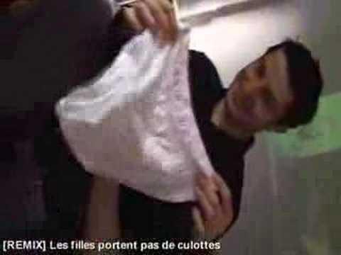 Les filles portent pas de culottes le film youtube for Portent translation