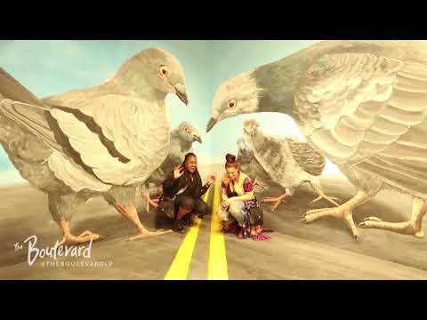 HeadzUp 3D Trick Art Museum in Vegas | The Boulevard