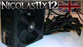 corsair Enthusiast Series TX850 V2 Power Supply Review