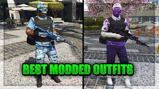 NEW Clothing Glitches! 2 TRYHARD & RNG Modded Outfits 1.40 (Dope Modded Outfits) GTA 5 Outfit Glitch