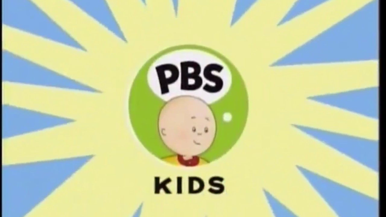 pbs kids caillou station id 2001 no local branding
