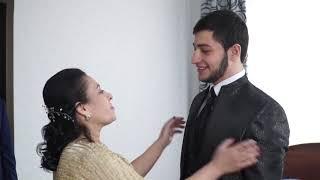 9 марта 2019 год свадьба Равиль и Русалина часть 1