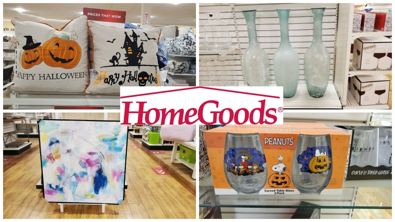 Hoome Goods,2020,Halloween HOMEGOODS HALLOWEEN FINDS * SHOP WITH ME 2020   YouTube