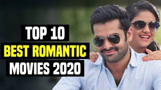Top 10 Best Romantic South Indian Hindi Dubbed Movies || You Shouldn't Miss || Part 2
