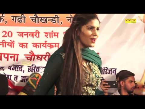 Sapna Dance | Lat Lag Jayegi | Sapna DJ Song 2018 | New Haryanvi Dance 2018 | Sapna Chaudhary
