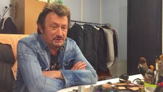 Interview de Richy, le sosie de Johnny Hallyday