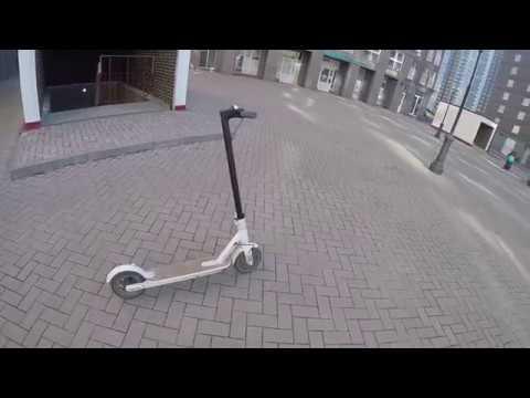 Честный тест-драйв электросамоката Zaxboard ES9, максимальная скорость, пробег