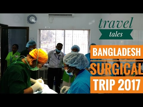 Travel tales: Getting to Bangladesh