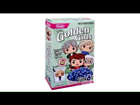 Lisa St. Regis - Golden Girls Cereal -Yes, It's Real