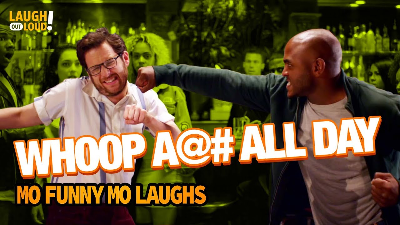 Whoop Ass All Day | Mo Funny Mo Laughs | LOL Network