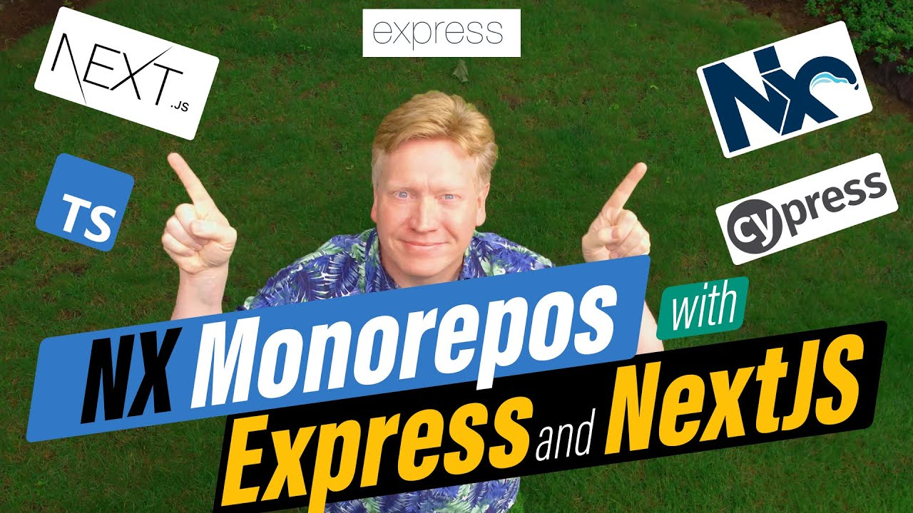 Typescript NX Monorepo with NextJS and Express