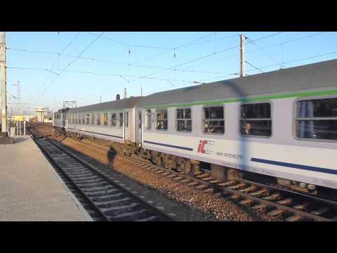 """D 68 / TLK 12011 """"KIEV-EXPRESS"""" Warszawa Zachodnia - Dorohusk / Kiev"""