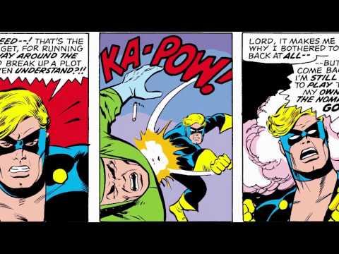 Captain America #10: Nomad History - Marvel AR