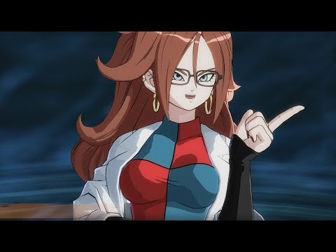 DRAGON BALL FIGHTERZ Android 21's Past - Son & Husband Identities