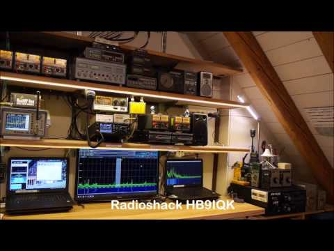 Interface SwissUnit with FT991/A & SDR-RX SDRplay & SDR-RX