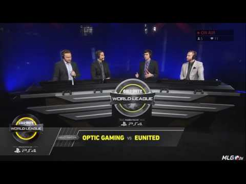 Call Of Duty infinite Warfare MLG Atlanta 2017  OpTic Gaming V.S eUnited #Grand Final