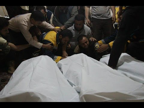 مسلحون يقتلون 5 من متطوعي منظمة الخوذ البيضاء في حلب  - نشر قبل 6 ساعة
