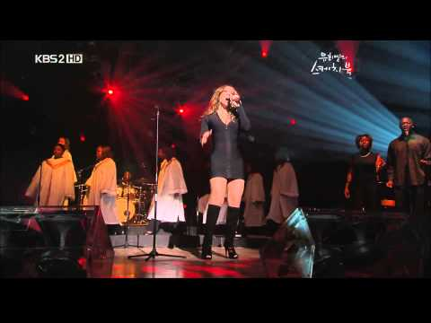 Mariah Carey - I Want To Know What Love Is (Live 23/10/2009)
