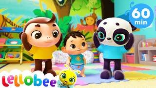 BAA BAA Black Sheep With MAX! + More Nursery Rhymes & Kids Songs - Little Baby Bum
