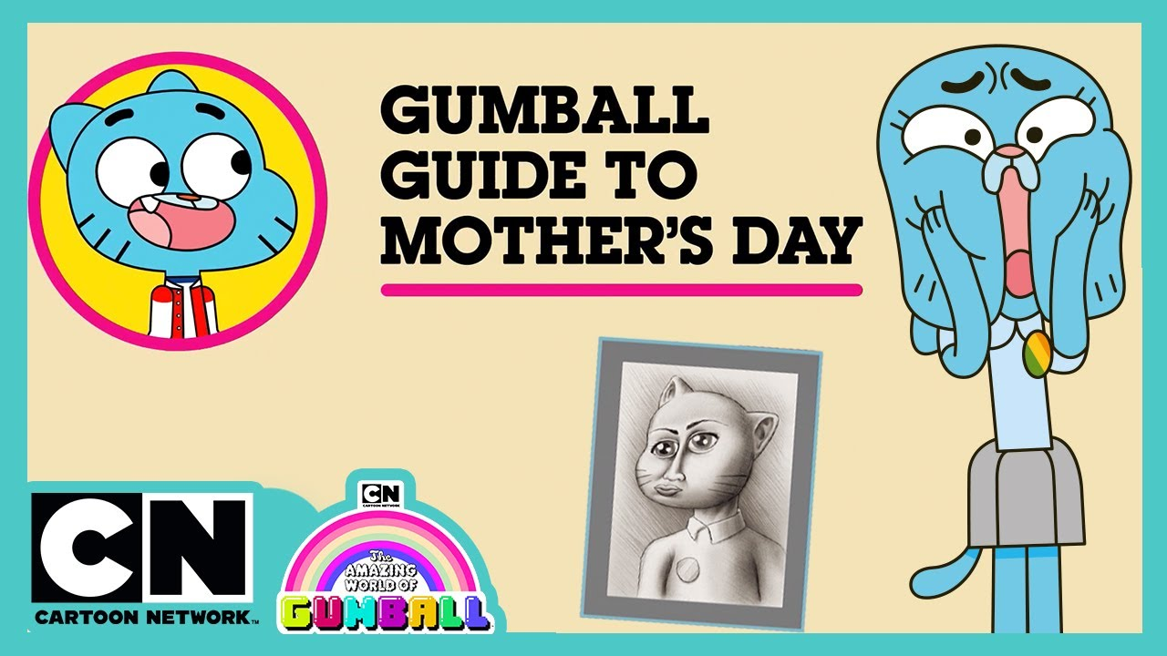 The Amazing World of Gumball | Gumball's Guide to Mother's Day | Cartoon Network UK 🇬🇧