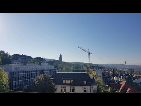 Driving to University Hospital of Zürich