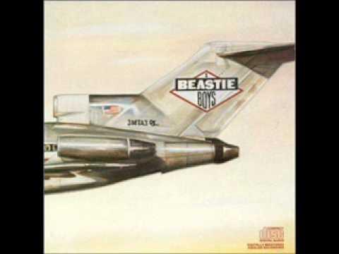 Beastie boys- Brass Monkey- Licensed to Ill With Lyrics
