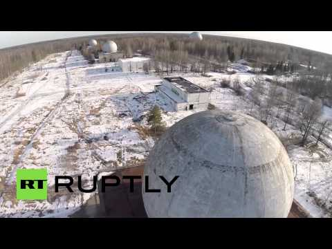 Secret Moscow missile defense radar base EXCLUSIVE VIDEO | #Defense #News