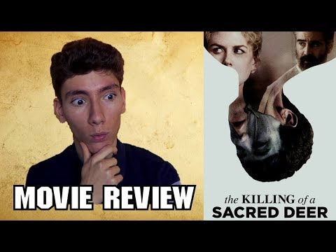 The Killing of a Sacred Deer [Art-House Thriller Movie Review]