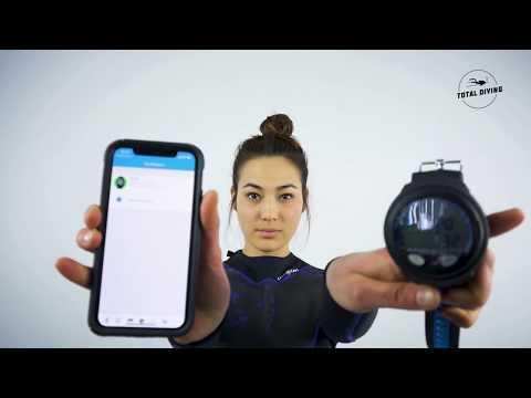 Aqua Lung I300c Bluetooth Dive Computer - Total Diving - Montreal Scuba