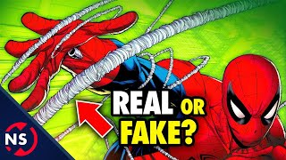 SPIDER-MAN'S Web Shooters VS Organic Webbing! || Comic Misconceptions || NerdSync