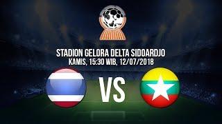 Jadwal Laga Semifinal Piala AFF U 19 2018 Thailand Vs Myanmar