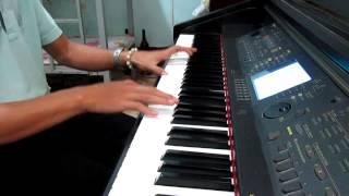 Nhạc quê hương - Piano cover