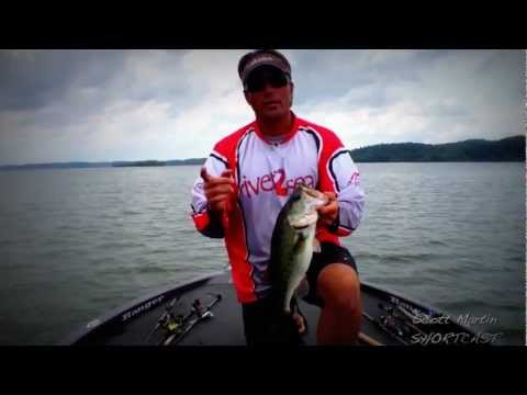 How To Fish Deep On The Ledges - Scott Martin's Instructional Shortcast Video Series
