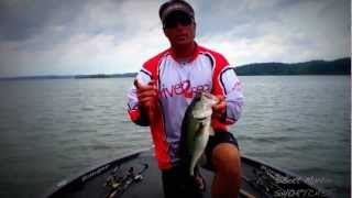 How to fish deep on the ledges - Scott Martin