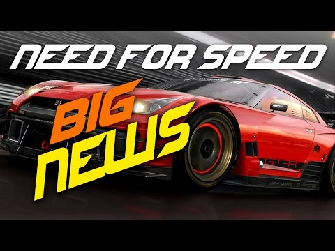 NEED FOR SPEED 2017 CONFIRMED FOR E3 2017 AND FISCAL YEAR 2018 RELEASE