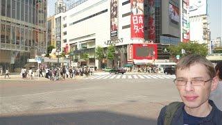 Shibuya Crossing za dnia [Moje Tokio #7]