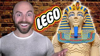 10 Most Mind-Blowing Things People Built Out Of LEGO