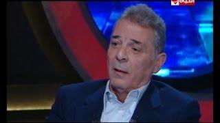 شاهد.. محمود حميدة: «الإخوان» لم تسرق 25 يناير..و30 يونيو ليست «ثورة»