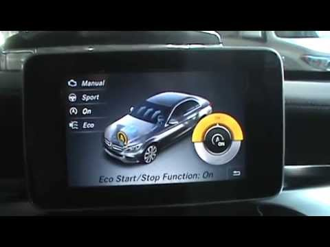 Mercedes C-Class COMAND Overview