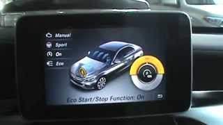 Mercedes C-Class COMAND Overview