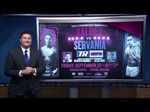 "Top Rank Donates 500 tickets for ""Dreamers"" to Sept. 22 Title Bout in Tucson"