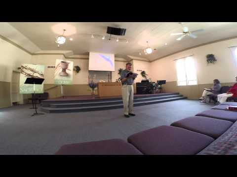 """Discovery Christian Church of Bend, Oregon sermon on """"Freedom calls us"""""""
