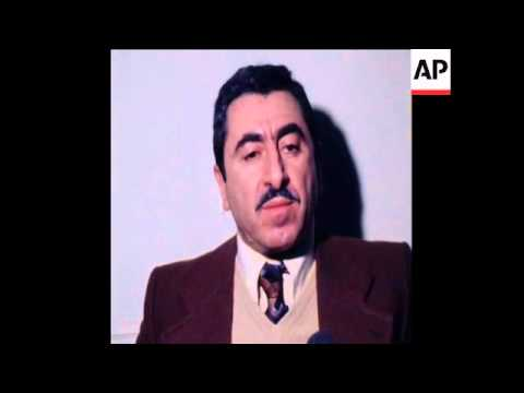 SYND 19 1 79  INTERVIEW WITH HAWATMEH HEAD OF DEMOCRATIC FRONT OF PALESTINE
