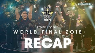 Red Bull BC One World final 2018 Recap